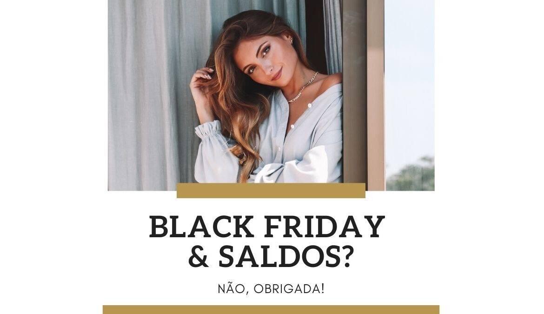Black Friday e Saldos